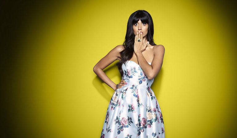 Social Media Erupts Over E! News Id'ing Jameela Jamil As 'The Good Place' Character