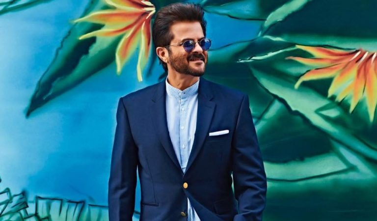 Exclusive: Anil Kapoor Talks About 1st Film With Daughter, Sonam Kapoor