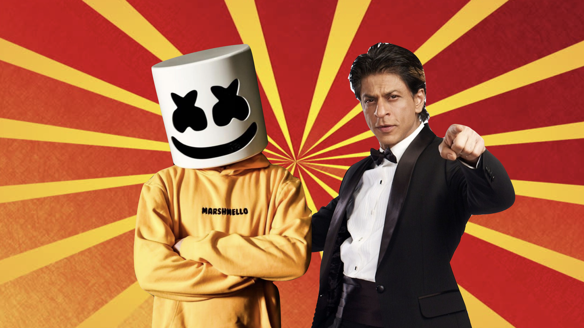 King Khan Collaborates With Marshmello For New Music Video - DissDash