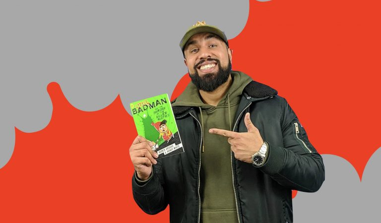 """Humza Arshad's """"Little Badman And The Invasion Of The Killer Aunties"""" To Change Children's Fiction"""