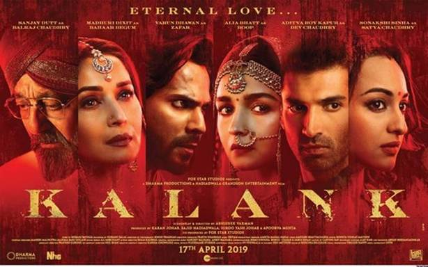 """Kalank"" – World Premiere of New Trailer"