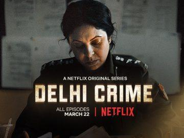 Delhi Crime DissDash