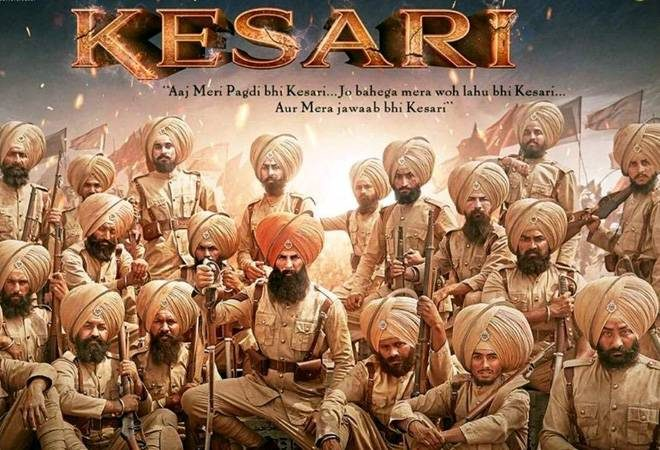 """Kesari"" – Movie Review – Impressive Onscreen Adaptation Of A Great Indian Historical Battle!"
