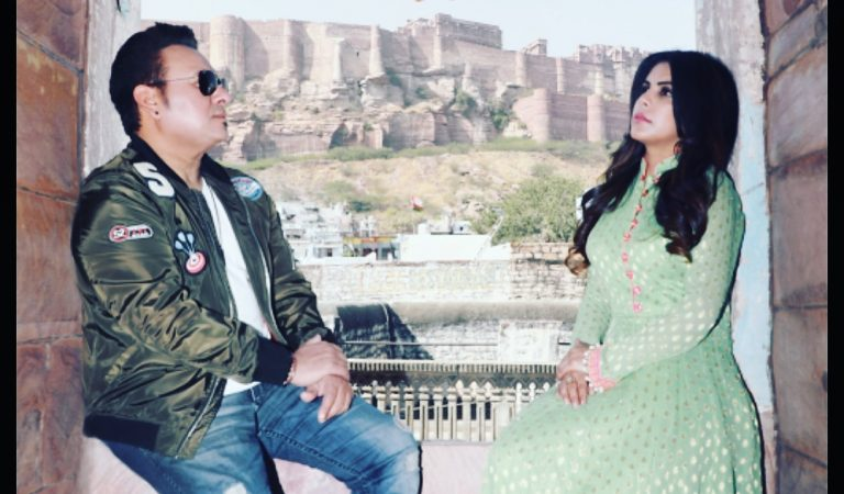 "Going Behind The Scenes With Luv Randhawa's ""Rog Ishq"""