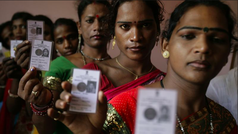 Transgender Participation In Active Indian Politics