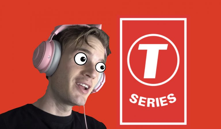 Bollywood's T-Series Became YouTube's #1 Channel For 10 Hours
