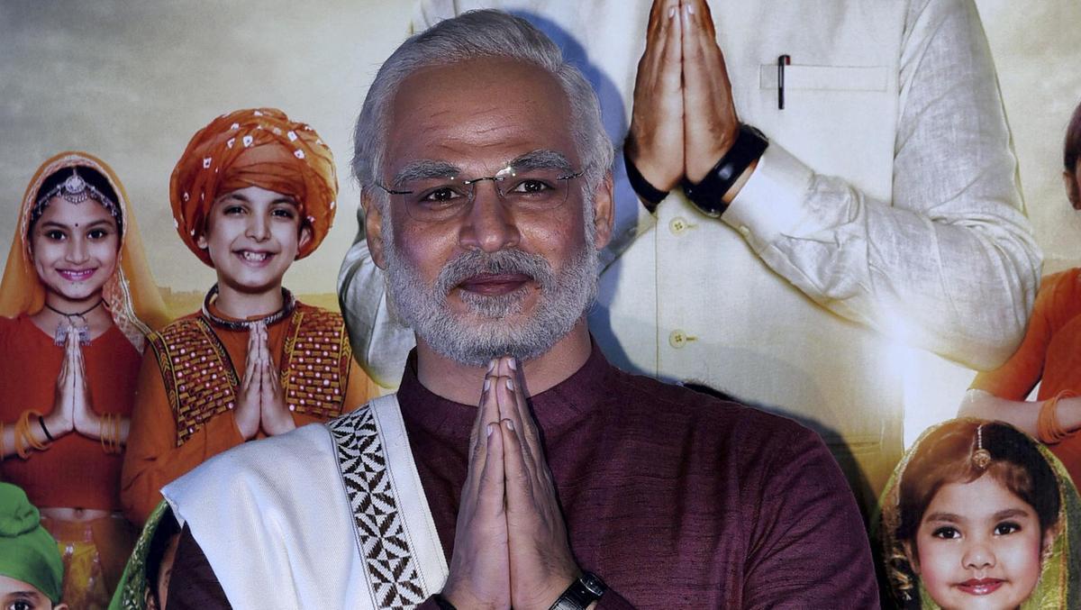 Vivek Oberoi as PM Modi
