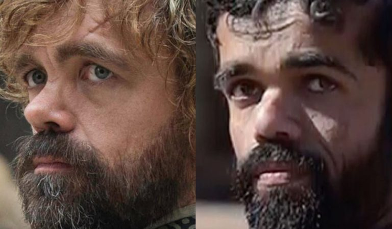 It's GOT Doppelgänger Season! Meet Tyrion Lannister From Pakistan