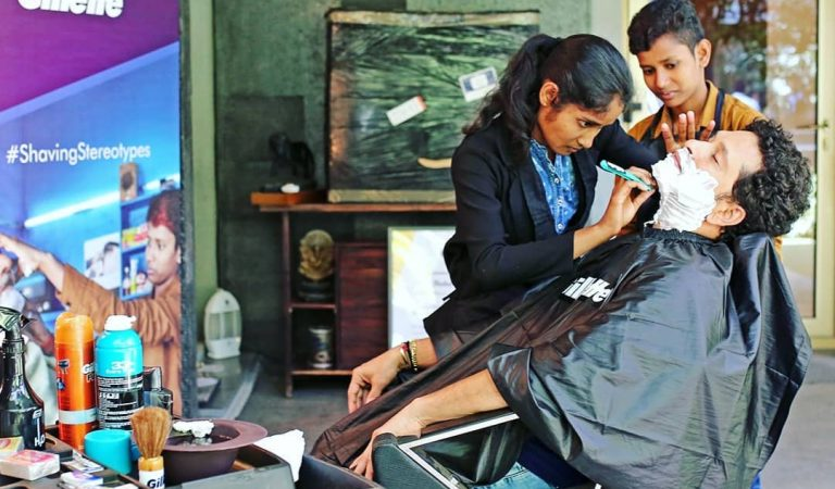 #BarbershopGirls From Indian Village Are Smashing Gender Stereotypes
