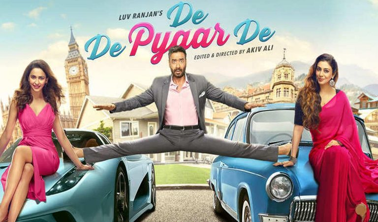 "Movie Review – ""De De Pyar De"" Is Your Perfect Weekend Fun Film"
