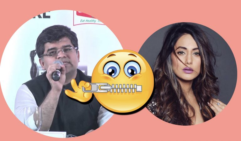 Filmfare Editor Jitesh Pillai Apologizes To Hina Khan After Uproar