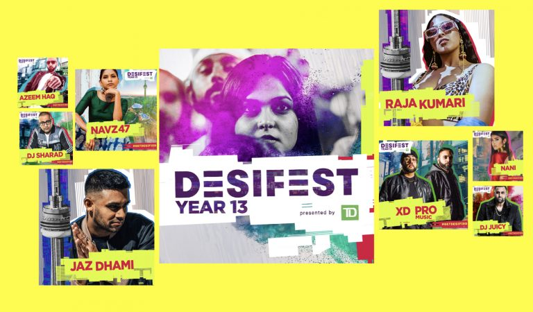 #GetDesified With The 13th Annual DesiFEST On June 8th