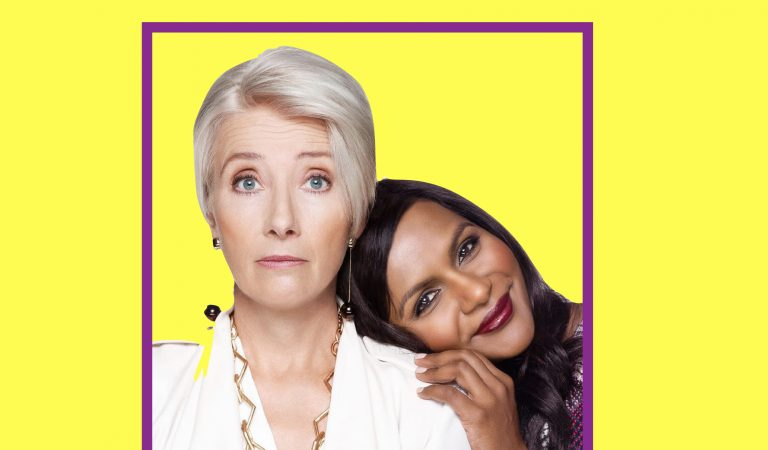 """Late Night"" – Premiere Of Trailer #2 For Mindy Kaling's Sundance Hit"