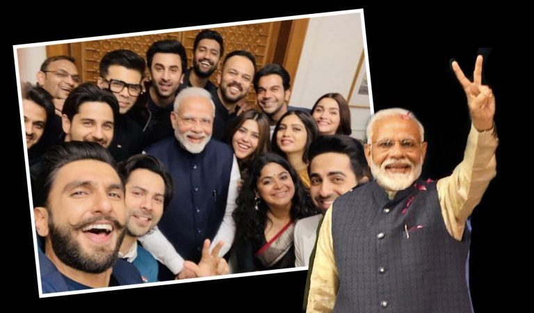 Modi Won The Election And Here's How Bollywood Helped