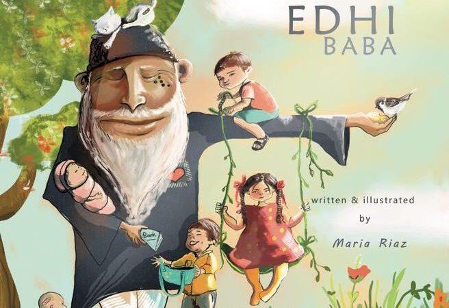 "Maria Tauseef Brings Pakistan's Superhero ""Edhi Baba"" To Life"