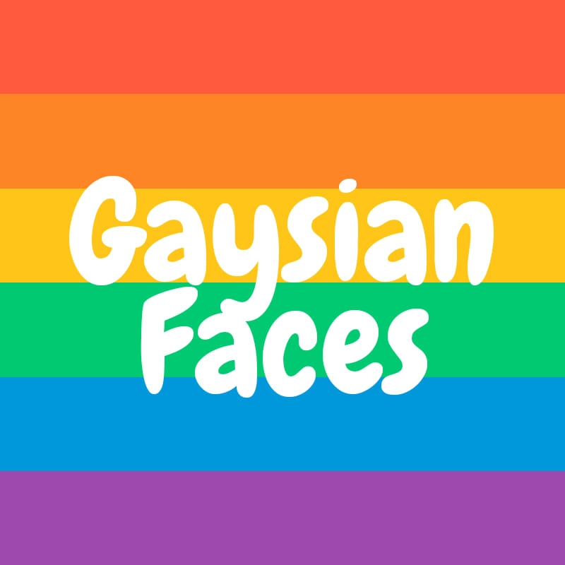 gaysian faces