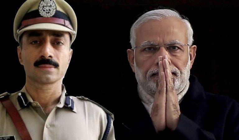 Life Sentence To Sanjeev Bhatt, Prime Witness Against Narendra Modi