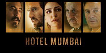Hotel Mumbai - blu-rayTM