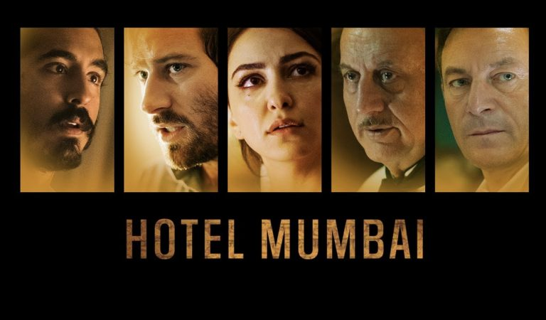 """Hotel Mumbai"" Now Available On Digital,Blu-ray™ And DVD"