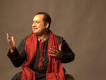 Rahat Fateh Ali Khan Oxford