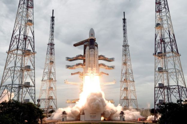 Congrats To ISRO And Its Amazing Scientists For India's Launch Of Chandrayaan-2