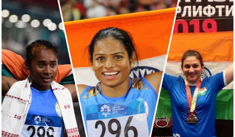 The Redefined 'Golden Girls'- Indian Female Athletes