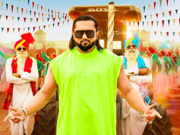 honey singh Dissdash