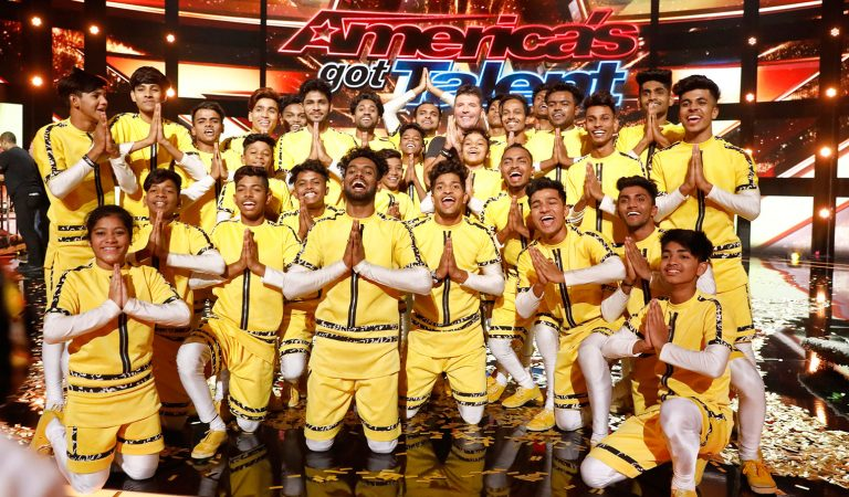 Indian Teams Impress Judges On 'America's Got Talent'