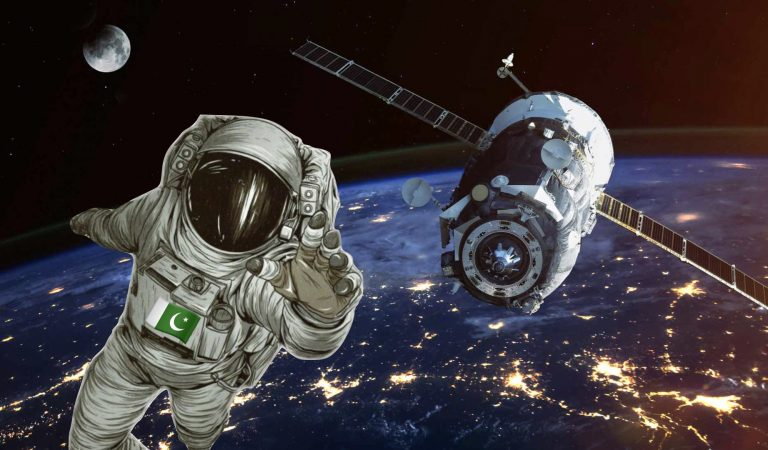 Pakistan Plans To Send 1st Astronaut To Space By 2022