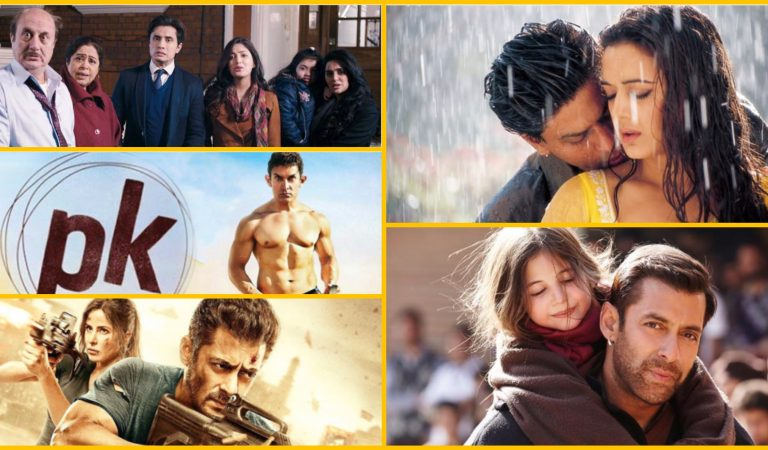 Top 5 Cross Border Stories From Bollywood #LoveThyNeighbor