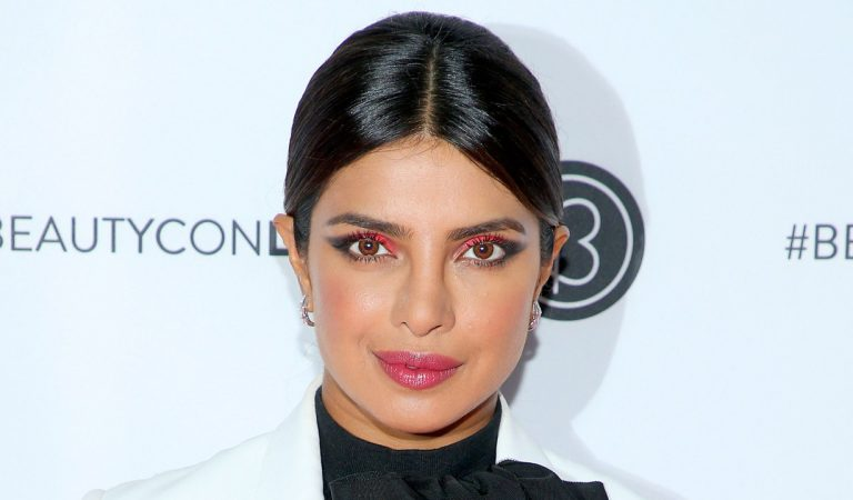 Priyanka Chopra Can't Handle Tough Questions About Peace