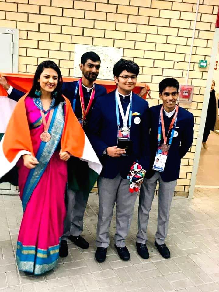 World Skills Competition 2019