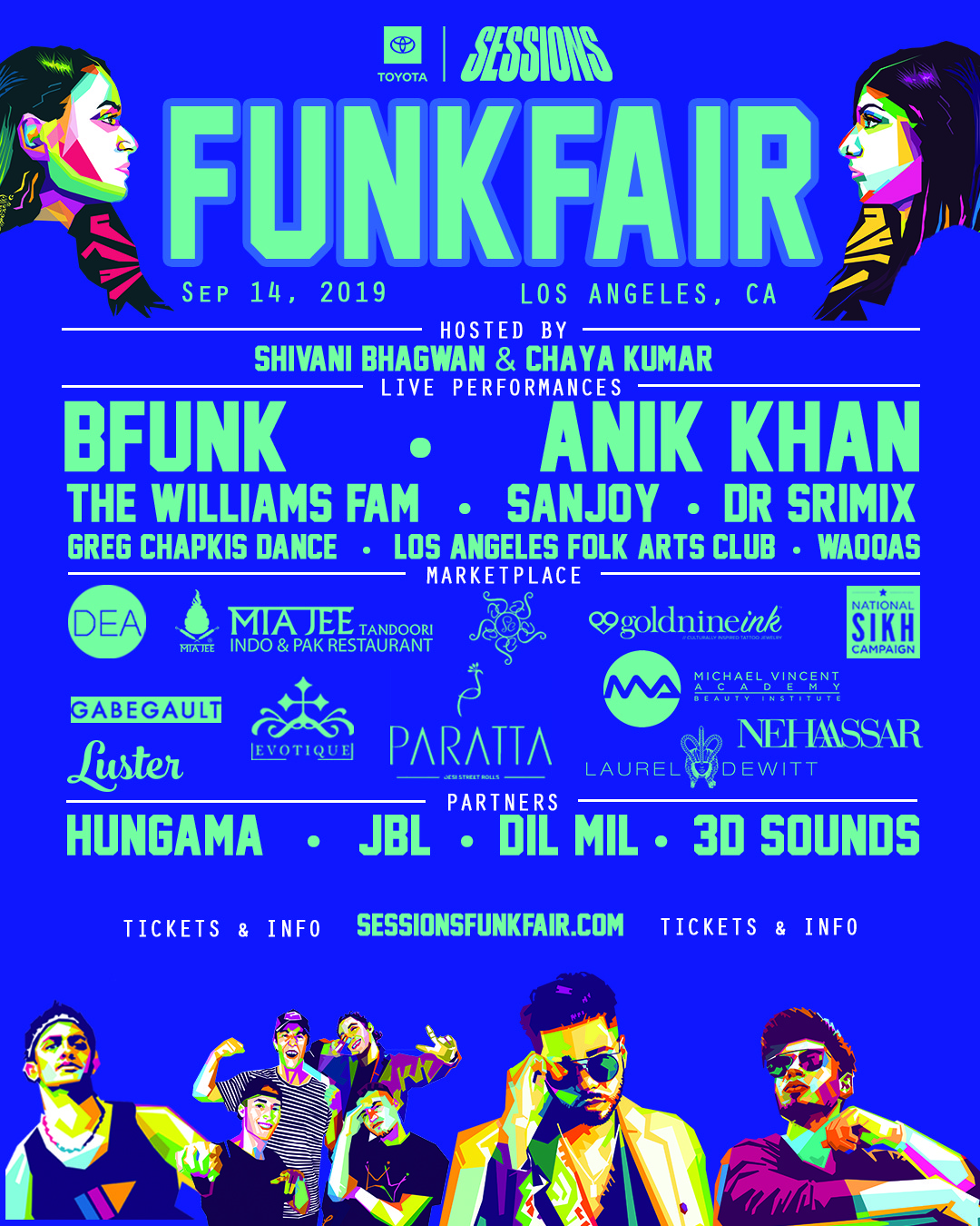 #FunkFair