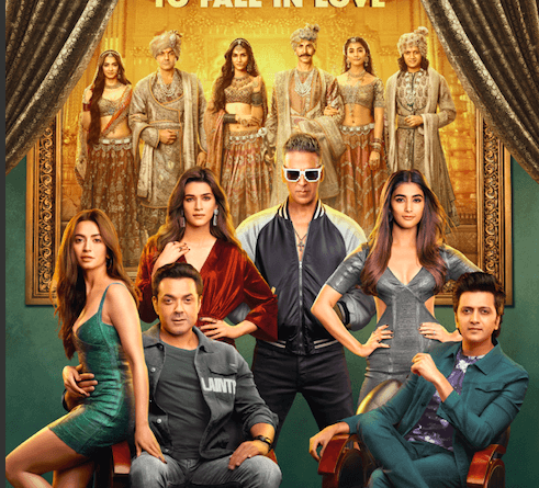 """Housefull 4"" Trailer Is A Laugh Riot"