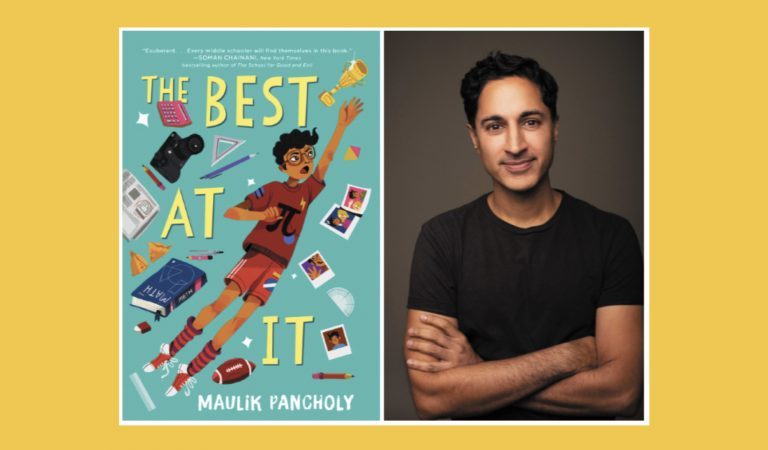 Maulik Pancholy Announces Gay Indian-American Middle-Grade Novel