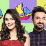 Preity Zinta Vir Das - fresh off the boat