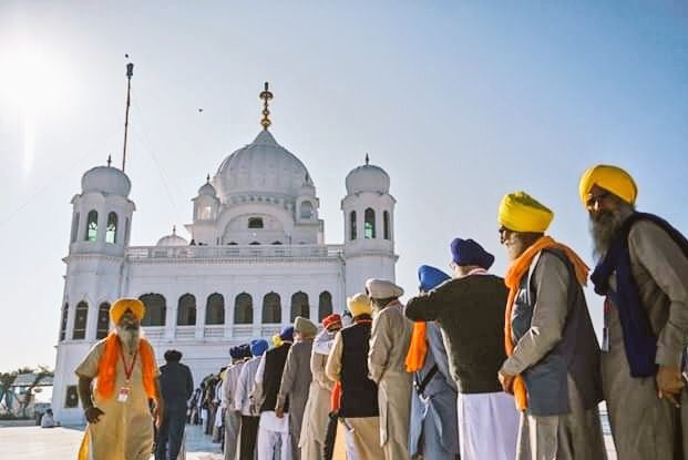 Kartarpur Corridor Officially Opens Between India And Pakistan