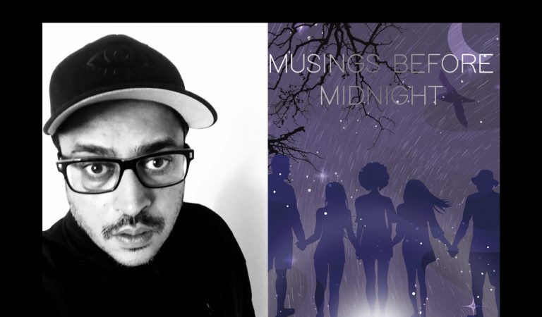 Raj Patel Launches His Book Of Poetry – Musings Before Midnight