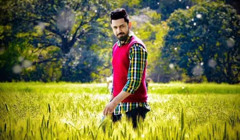 Gippy Grewal Visits Pakistan & He Might Just Get A Movie In Lollywood!