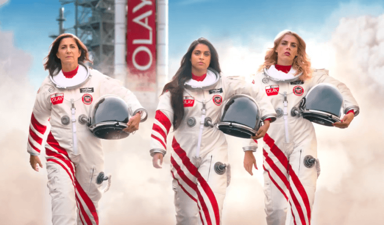 Lilly Singh Bringing South Asian Representation To The Super Bowl With Olay's #MakeSpaceForWomen