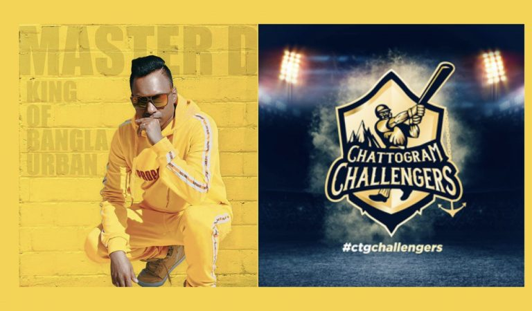 Master-D Signs Deal To Create International Single & Official Theme Song For Chattogram Challengers