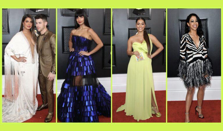 Desi Girls Who Glammed Up The Grammys 2020 Red Carpet