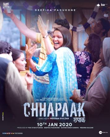 Chhapaak song