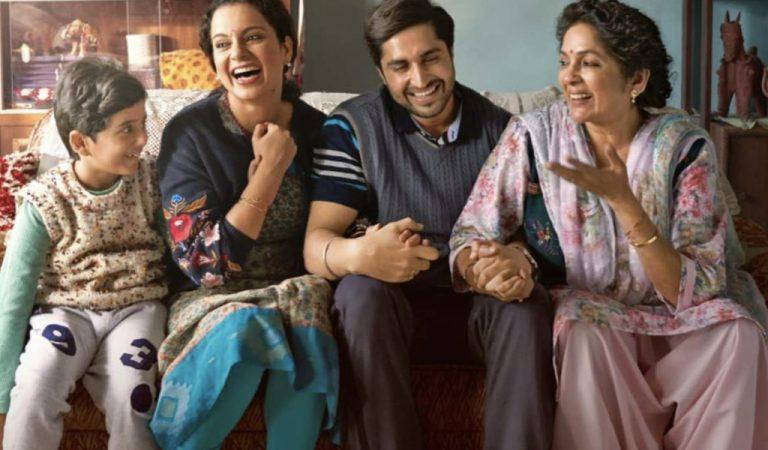 "'Dil Ne Kaha' From ""Panga"" Gets Rolling"