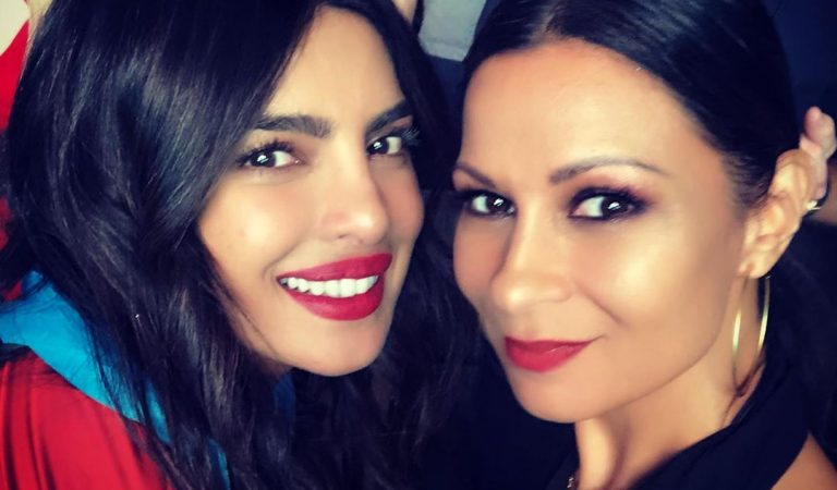 Anjula Acharia And Priyanka Chopra Making TECHtonic Waves In America