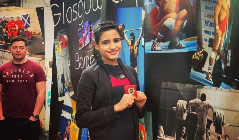 Rabia Shahzad From Pakistan Wins Gold At Glasgow Open 2020