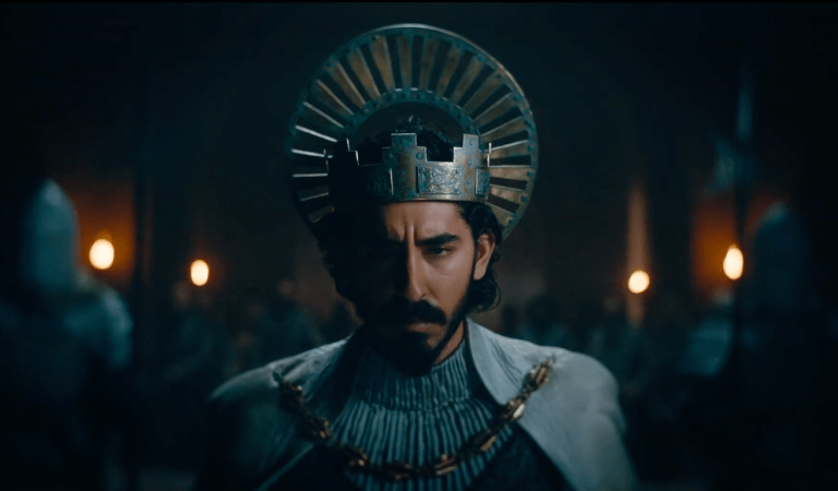 "Whoa! Have You Seen Dev Patel's Trailer For ""The Green Knight"" Yet?"