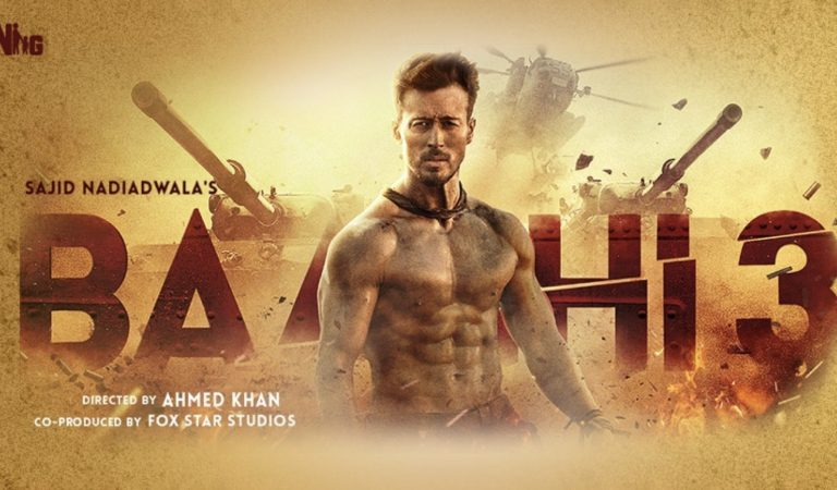 "Tiger Shroff Takes On A Nation In ""Baaghi 3"""