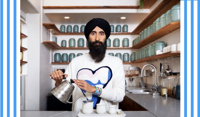 Waris Ahluwalia Serves New York Tea With A Twist