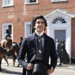 Dev Patel as David Copperfield